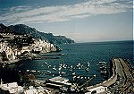 Port w Amalfi